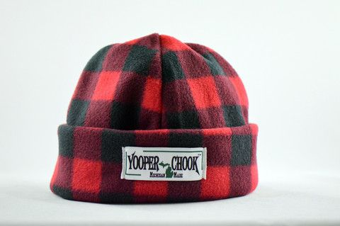 Red Buffalo Plaid Yooper Chook Buffalo Plaid Hats Plaid