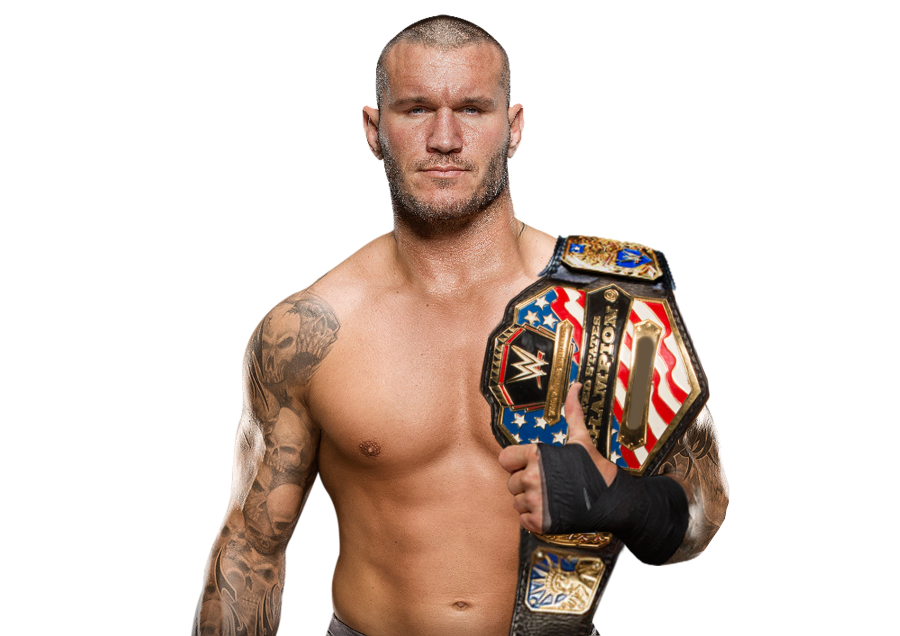 Randy Orton United States Champion Randy Orton Orton Champion