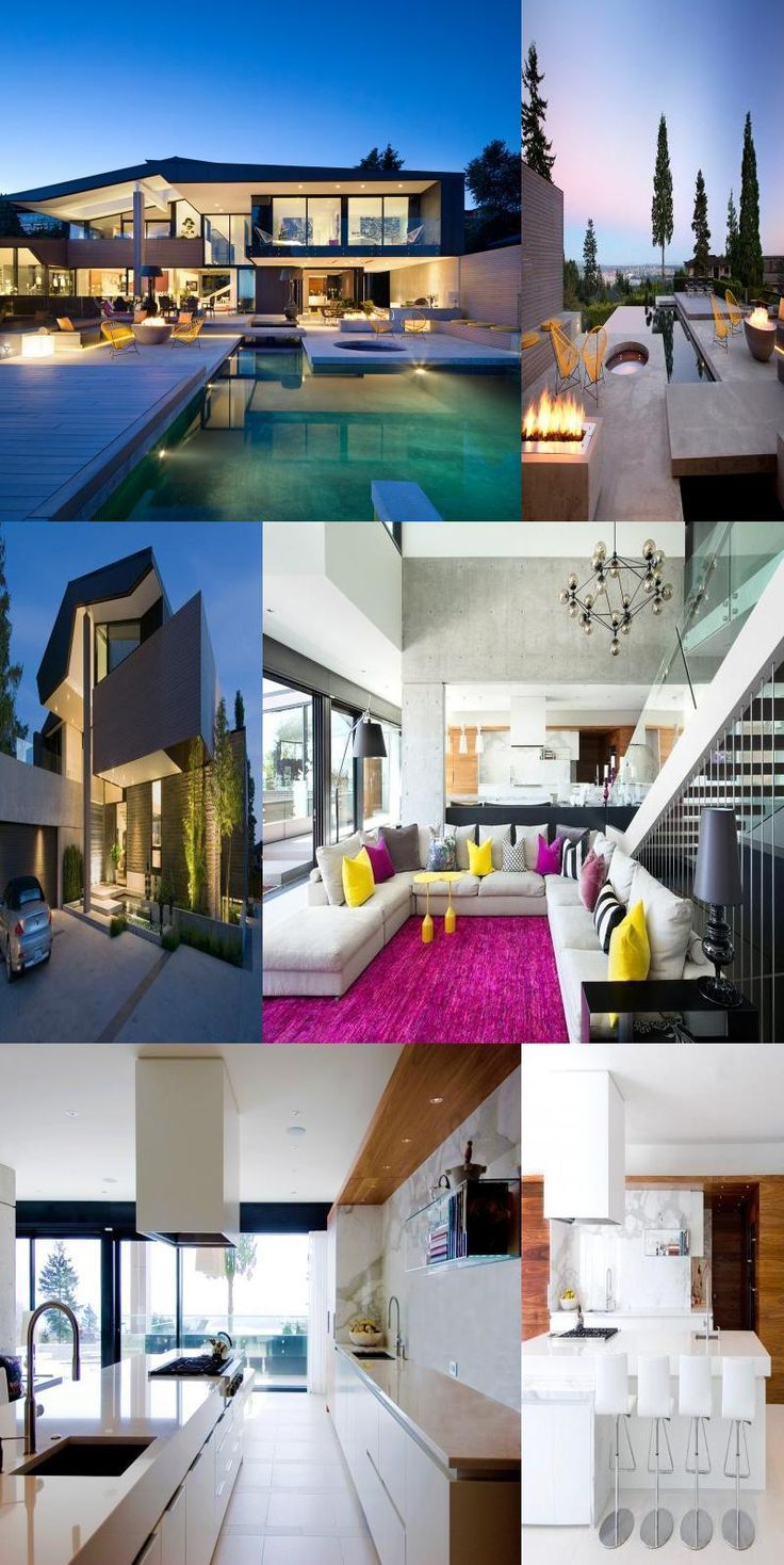 Photo of Modern Villa in Vancouver #Modern #Villa #in #Vancouver # dekoration