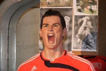 Casillas después de esnifar Paco compulsivamente