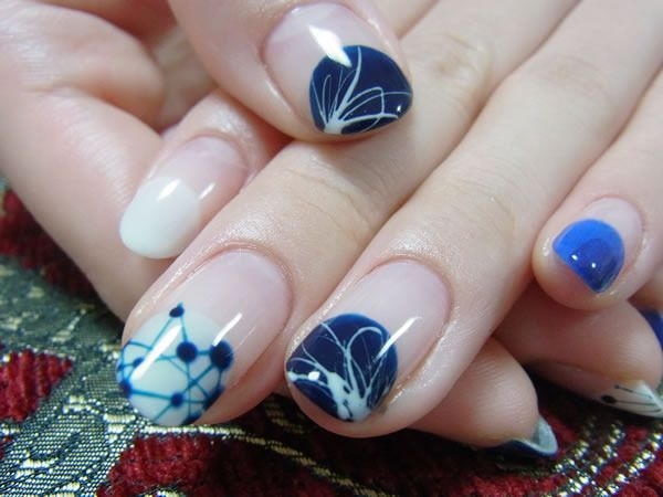 art japanese nail salon