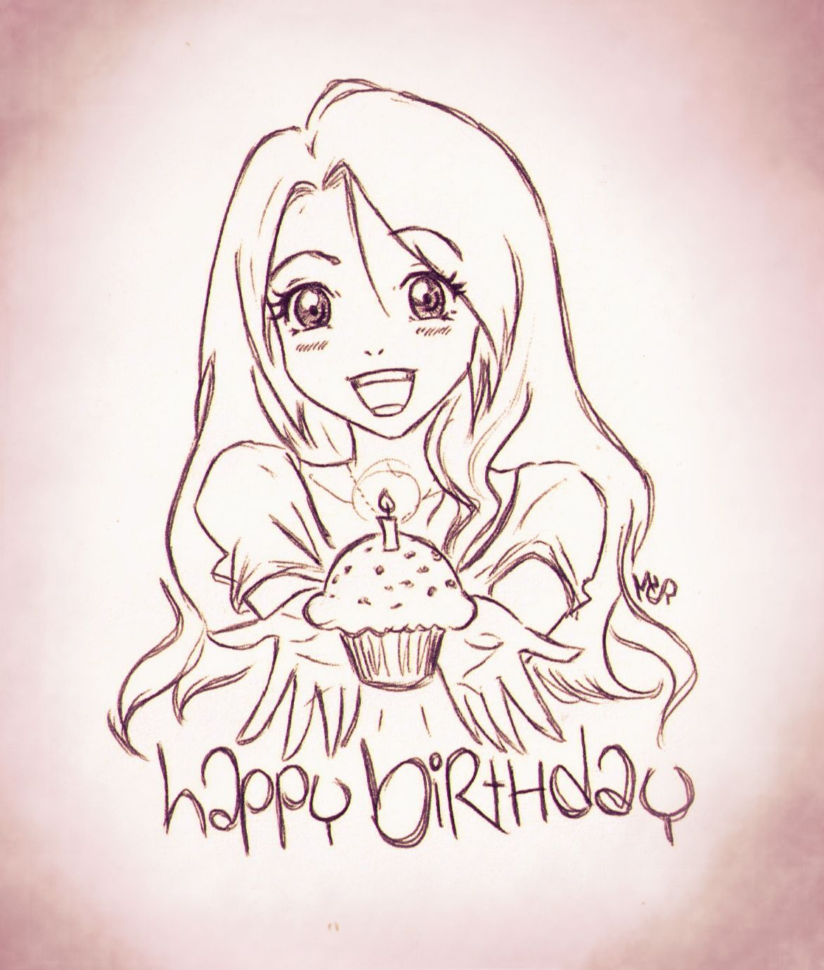 birthday drawings for girls yahoo image search results art