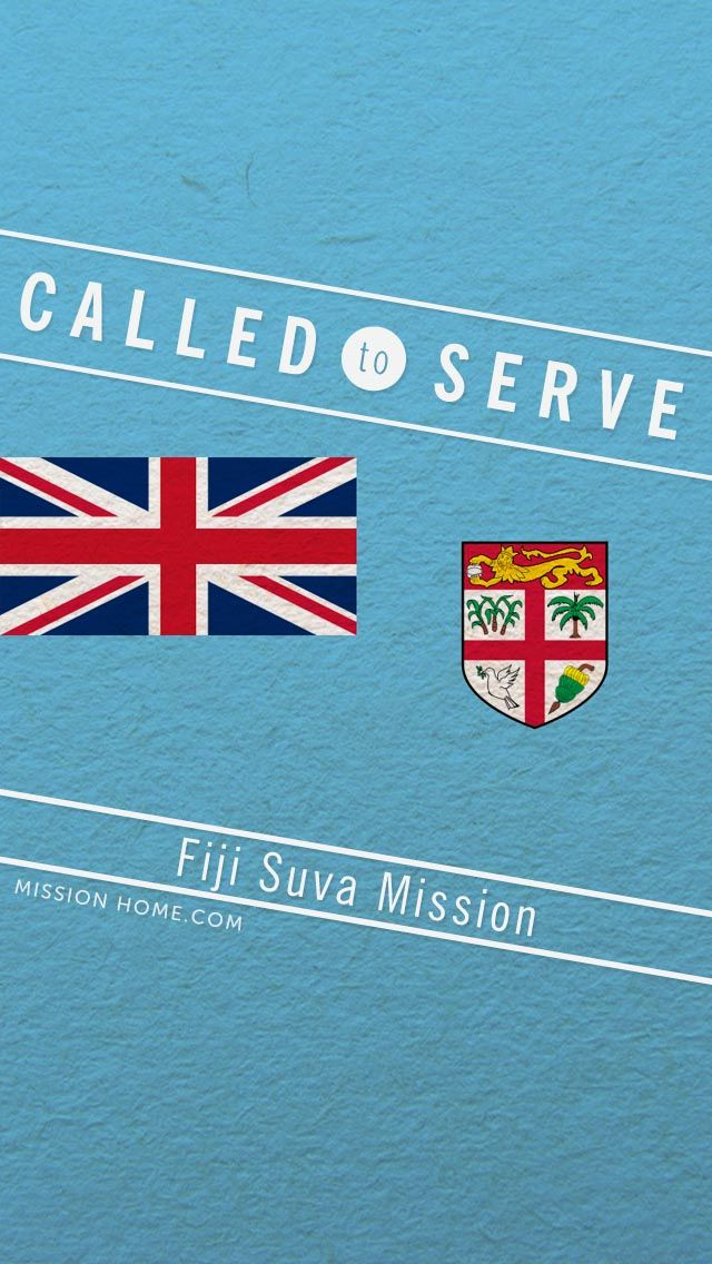 IPhone 5 4 Wallpaper Called To Serve Fiji Suva Mission Check MissionHome