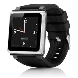 Iwatchz Pasek Do Ipoda Nano 6th Gen Czarny 3556568251 Oficjalne Archiwum Allegro Ipod Nano Ipod Accessories Ipod Nano Watch