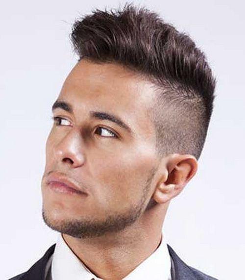 Berühmt Modèles coiffures hommes UF18
