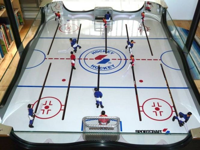 Sportcraft Rod Hockey Game For Sale In Kamloops British Columbia Hockey Games Hockey Hockey Diy