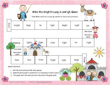 igh words phonics worksheets tutsstar thousands of printable activities. Black Bedroom Furniture Sets. Home Design Ideas