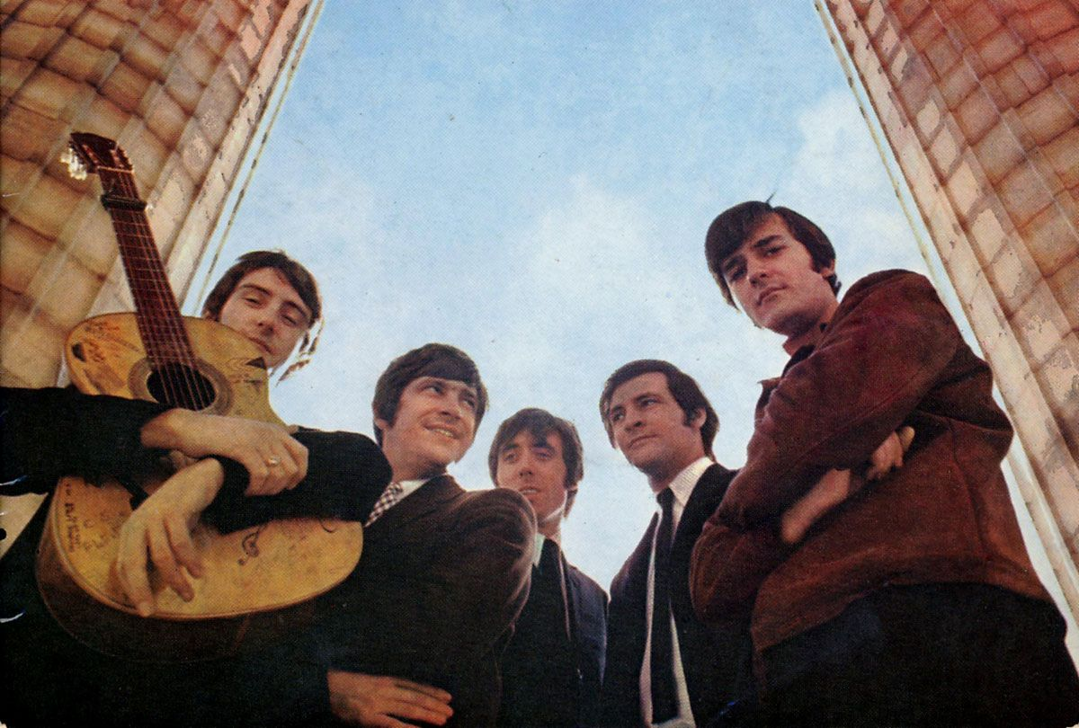 Moody blues early days musique images