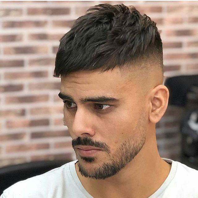 Mannerfrisuren Kurz 70 Coolsten Stylen 2019 Update In 2020 Haarschnitt Manner Mannerfrisuren Kurz Manner Frisur Kurz