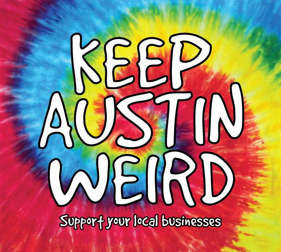 Amy S Ice Creams Keep Austin Weird Tie Dye T Shirt Weird Shirts