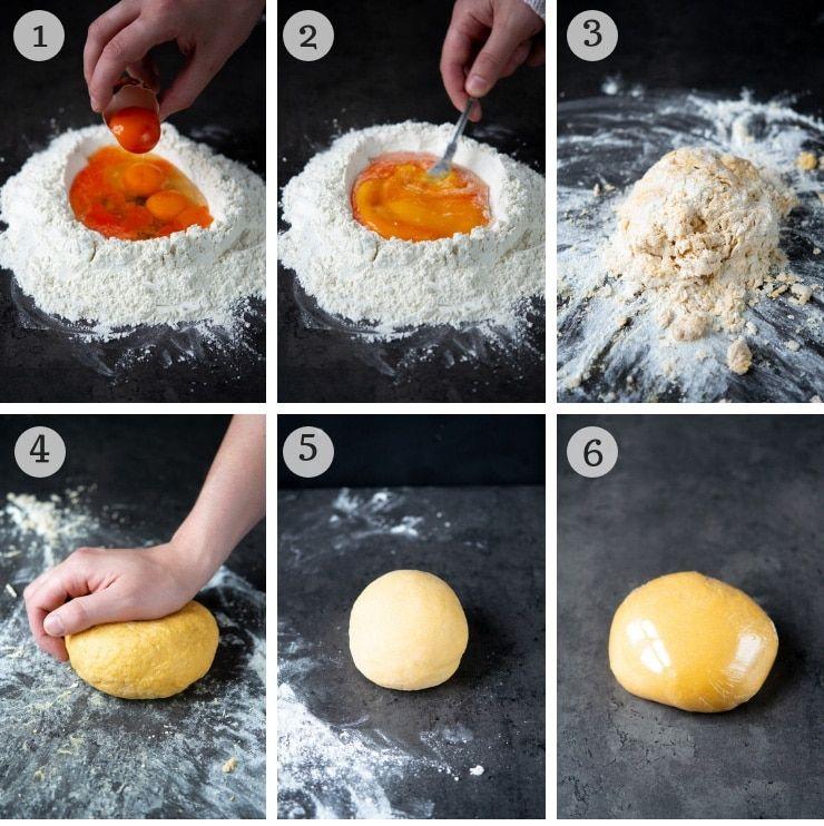 Easy Homemade Pasta Recipe Homemade Recipes Homemade Pasta Recipe Easy Homemade Pasta Homemade Pasta