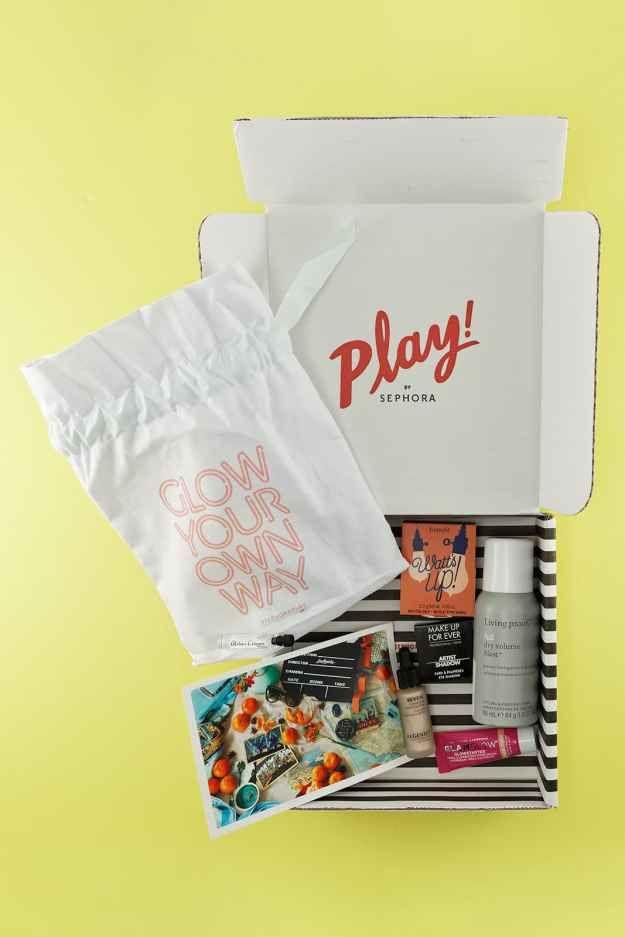 Sephora Gift Box: Beauty Box, Sephora, Beauty