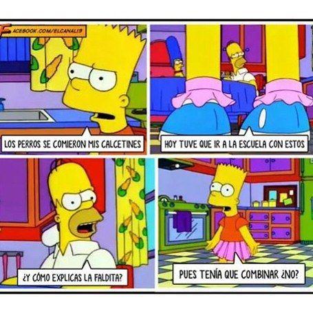 Cherrypop Memes Divertidos Memes Simpsons Memes De Homero