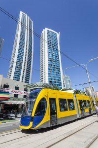 Bombardier fournira quatre autres tramways FLEXITY 2 à la ville de Gold Coast, en Australie