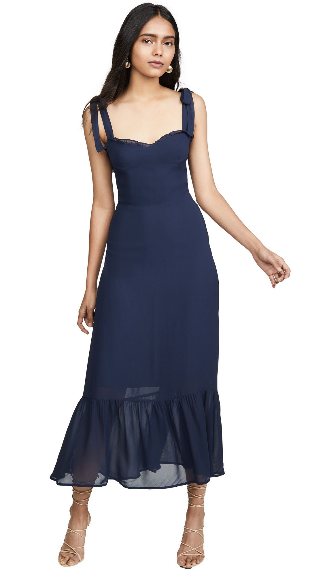Nikita dress in navy with images dresses navy