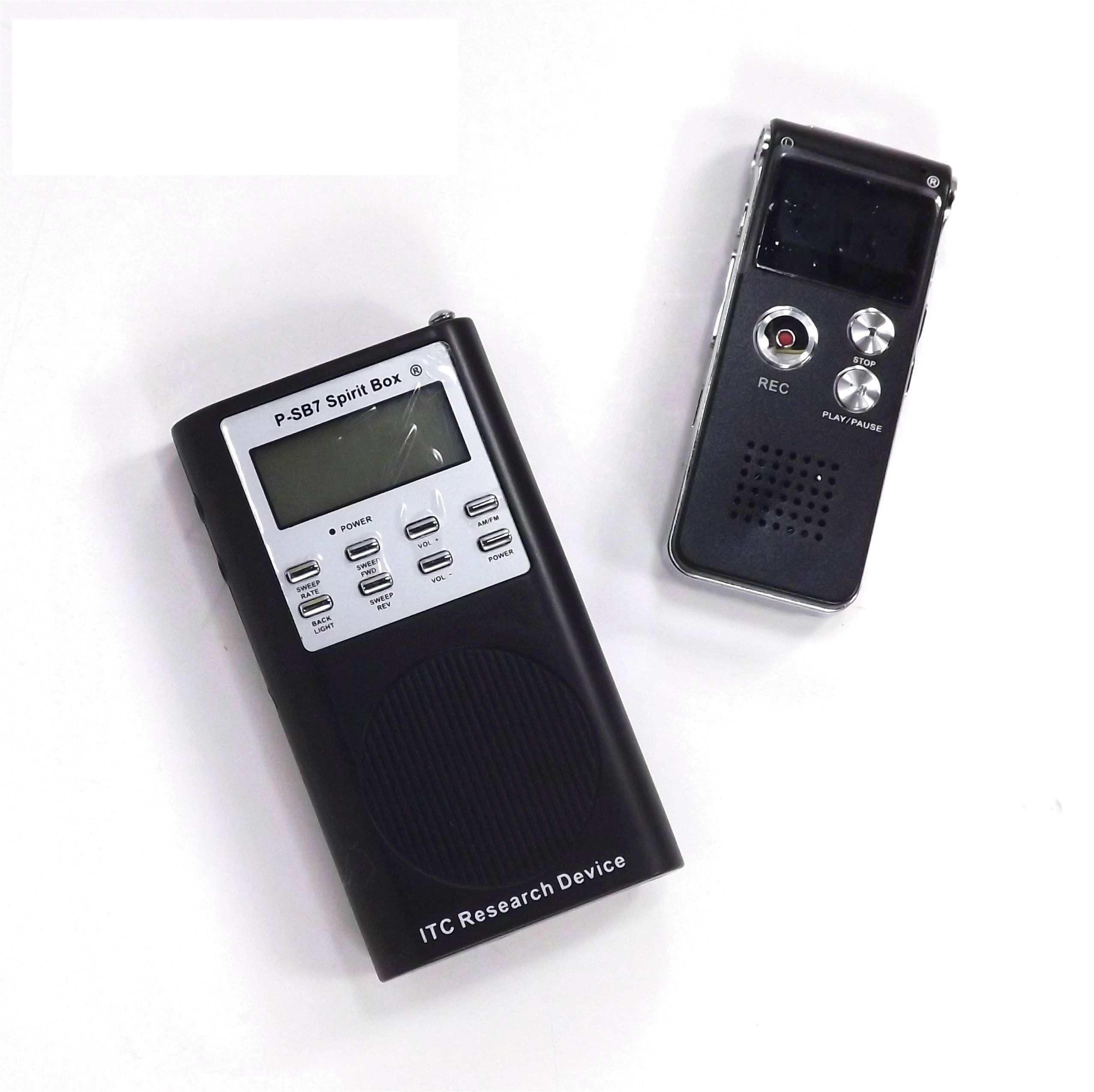 Ghost Evp voice recorder 8GB ghost hunting equipment DIGITAL spirit Dictaphone