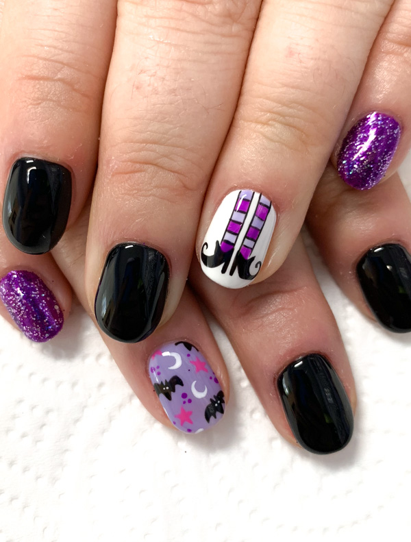 Pin by Brooke Perry on Nails (With images) | Halloween ...