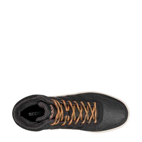 Hoops 2.0 Mid sneakers zwart - Zwart, Adidas en Heren sneakers