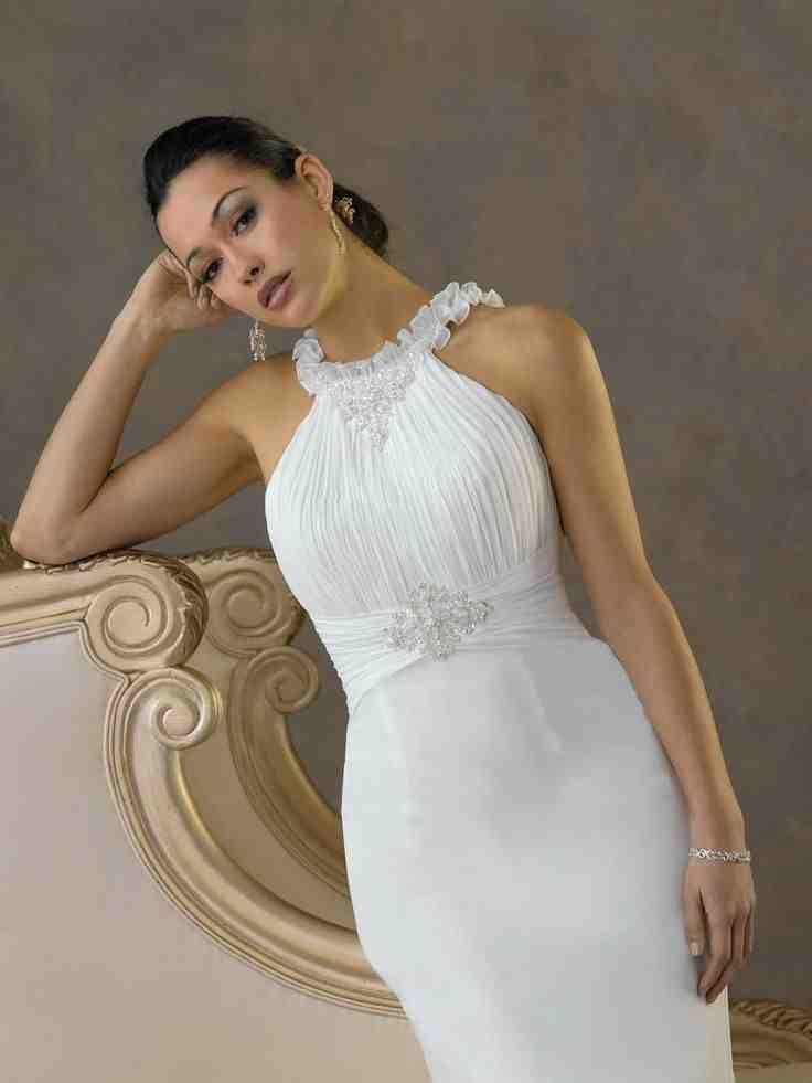 Simple Wedding Dresses For Second Marriage   second wedding dresses ...