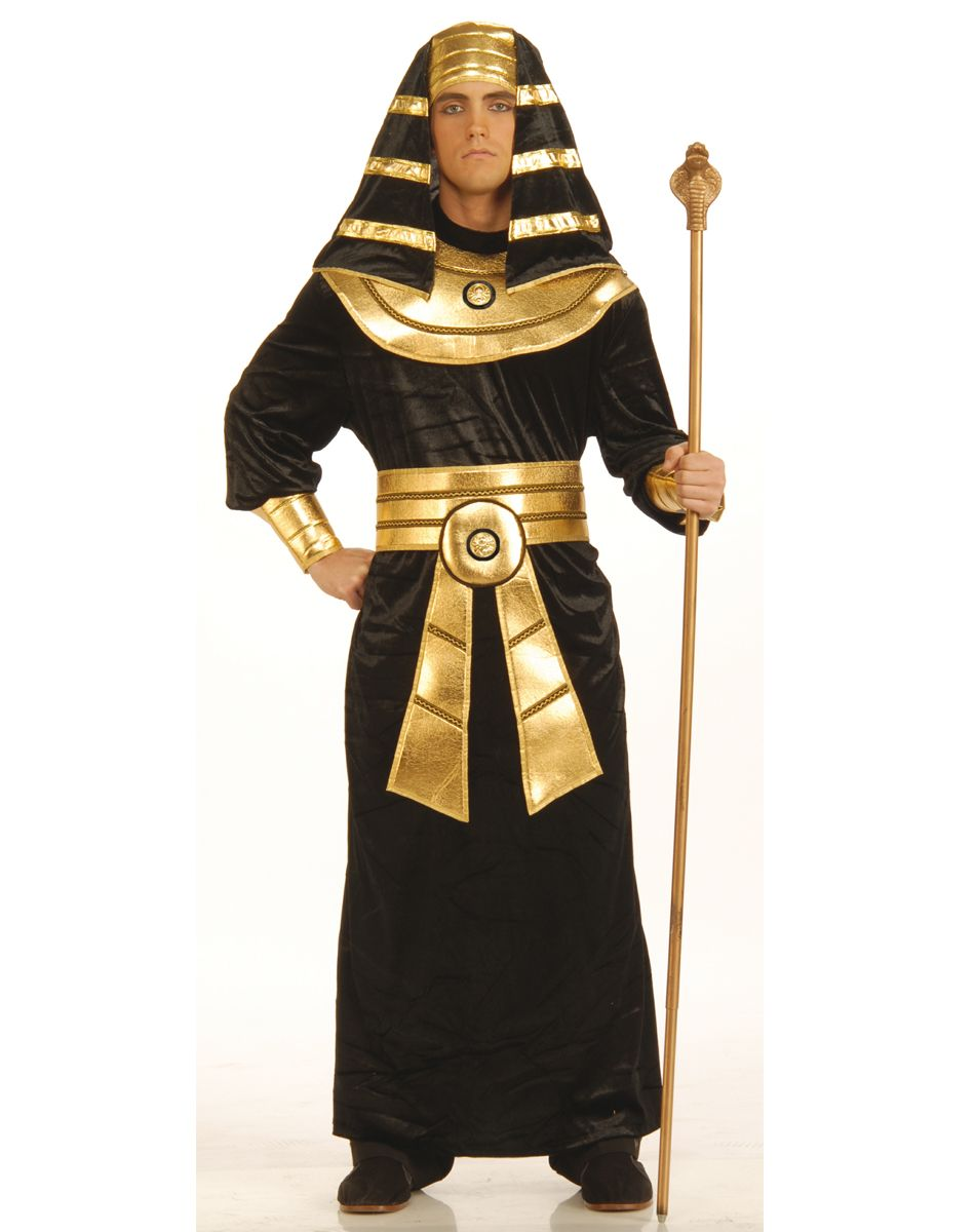Pharaoh Adult Mens Costume – Spirit Halloween | Big heart ...