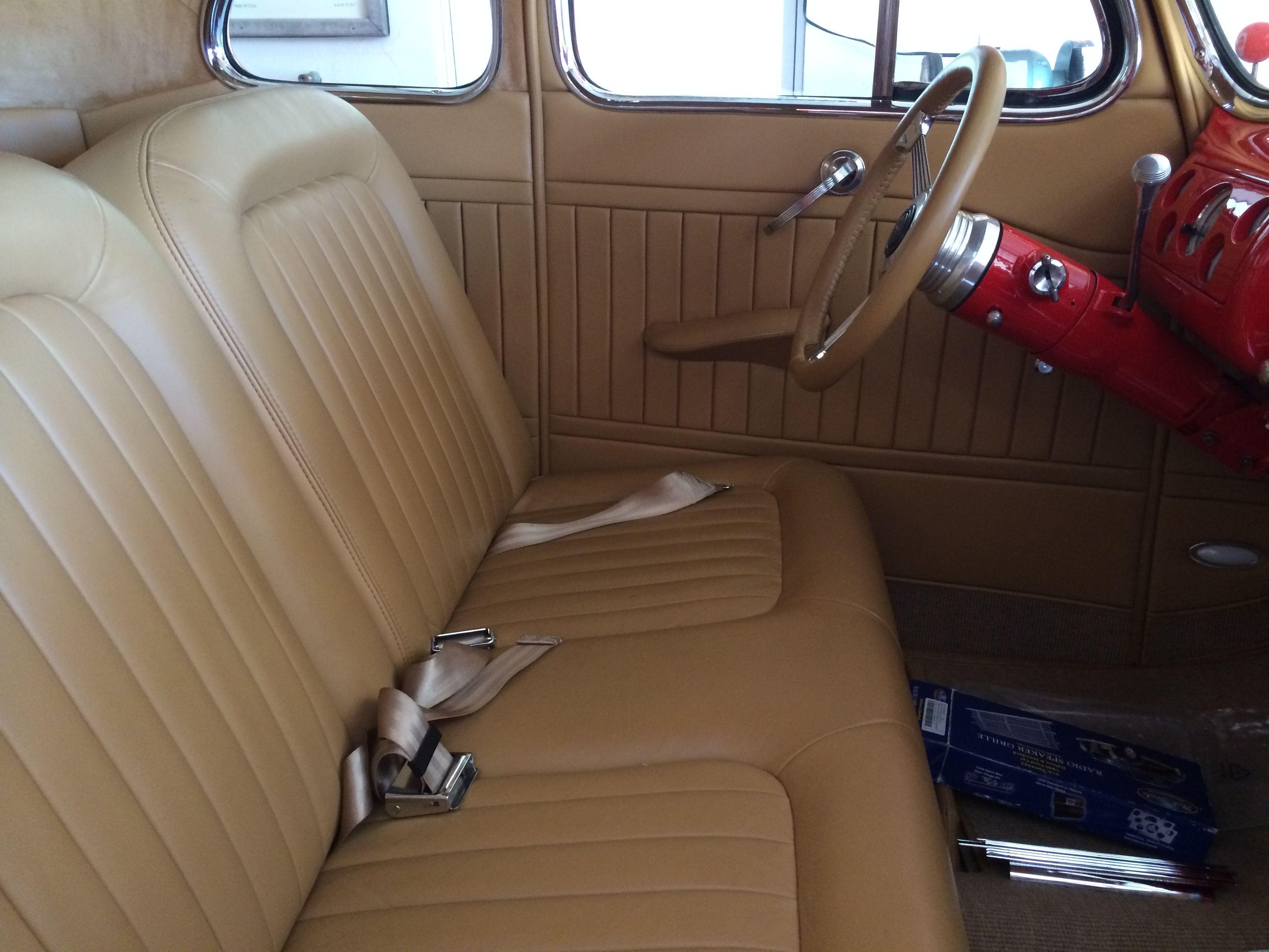 Pin On Classic Car Interior Restoration