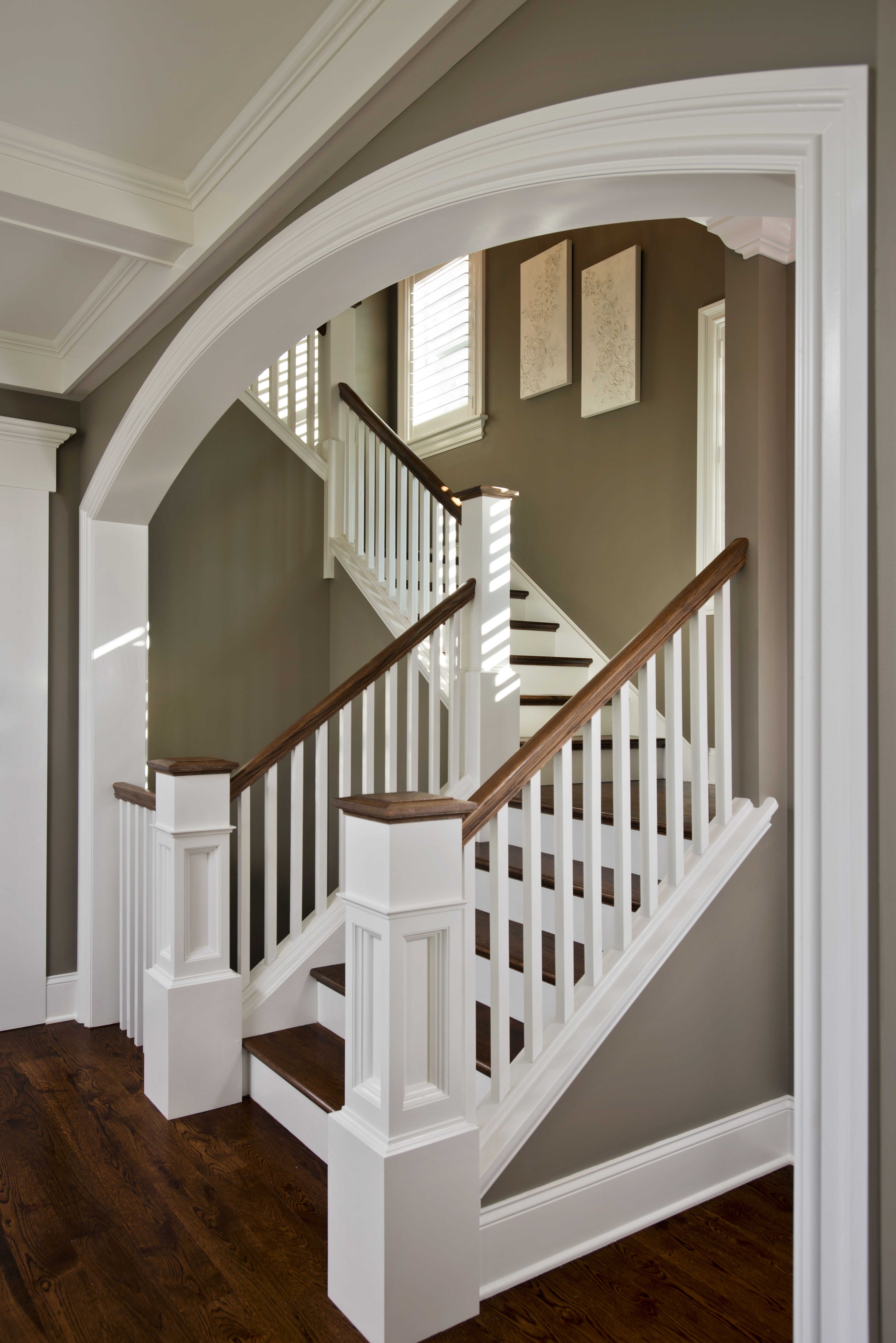 Award Homes House Styles Home Stairs