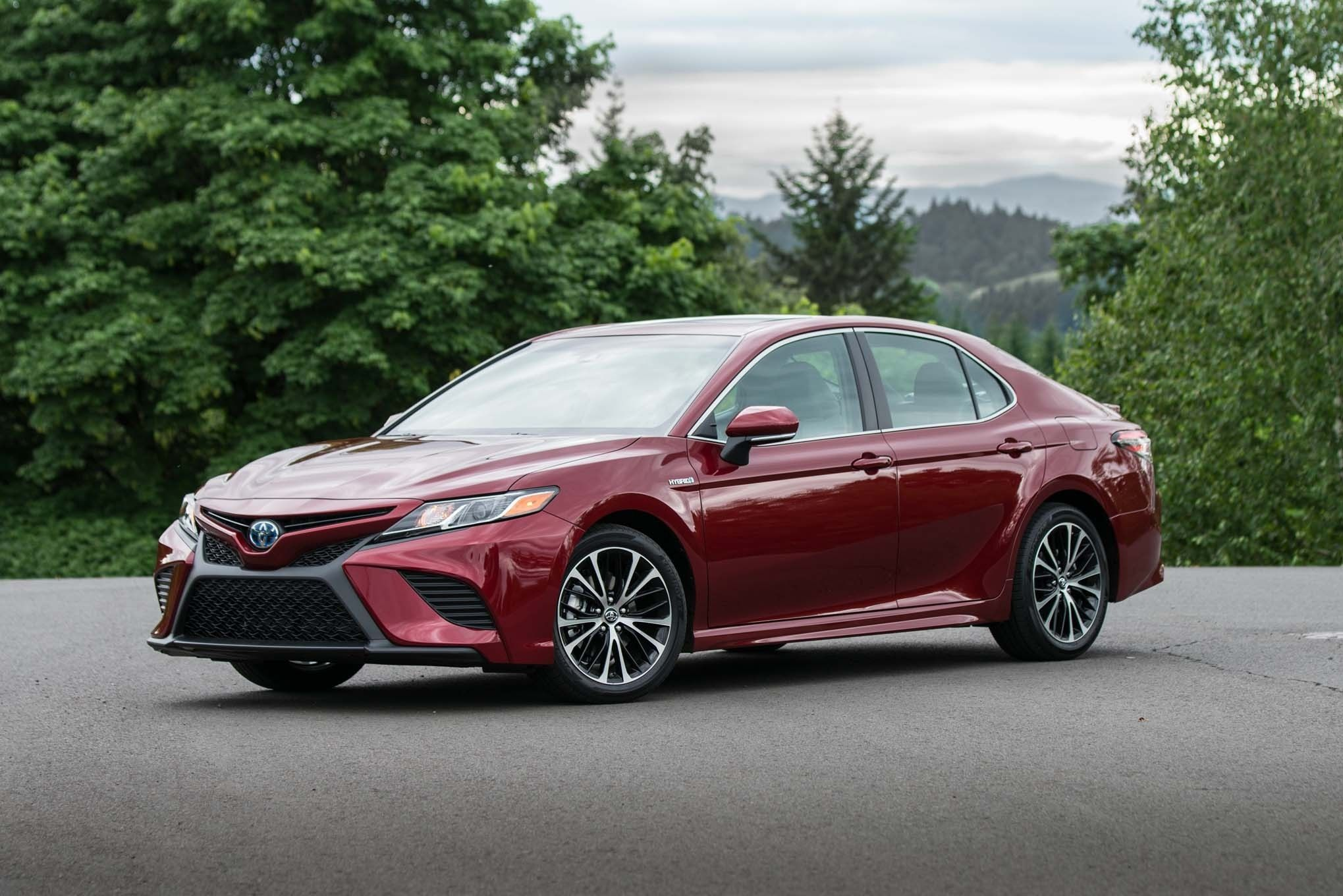 2019 Toyota Camry Se Hybrid Release Specs And Review All Car Club