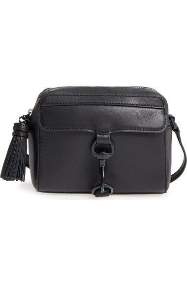 fac2365c45 REBECCA MINKOFF Mab Camera Bag.  rebeccaminkoff  bags  shoulder bags   leather  crossbody  metallic