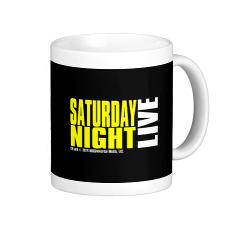 Saturday Night Live Mug