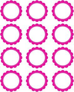 Circles  Inch Free  Google Search  Printable Circles