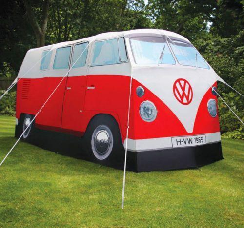 ADULT VW VOLKSWAGON TENT RETRO POP UP TENT! #volkswagen & ADULT VW VOLKSWAGON TENT RETRO POP UP TENT! #volkswagen ...