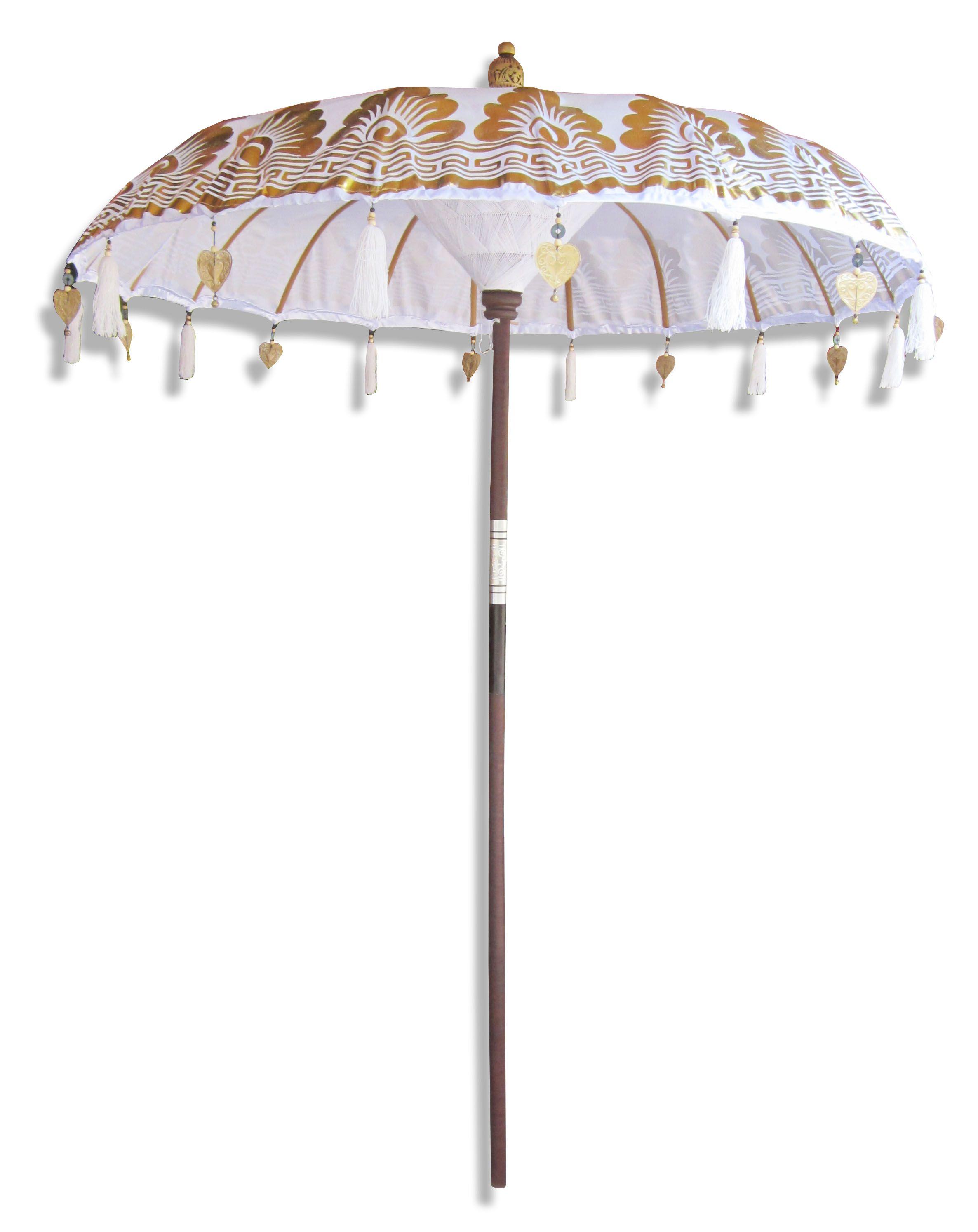 balinese wedding umbrella traditional indonesian wedding
