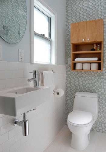 Delightful Small Bathroom Sink Solutions Ideas