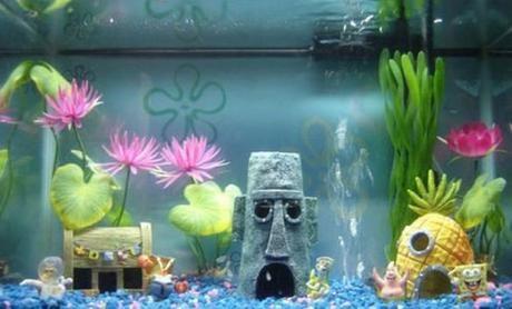 The World\u0027s Top 10 Best Themed Fish Tanks Peceras