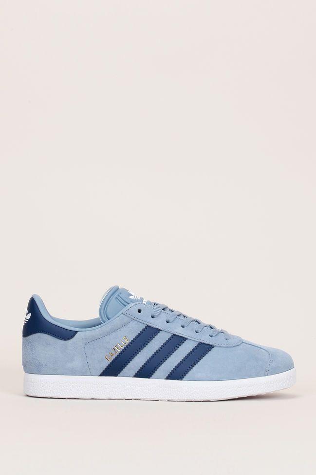 adidas gazelle bleu gris