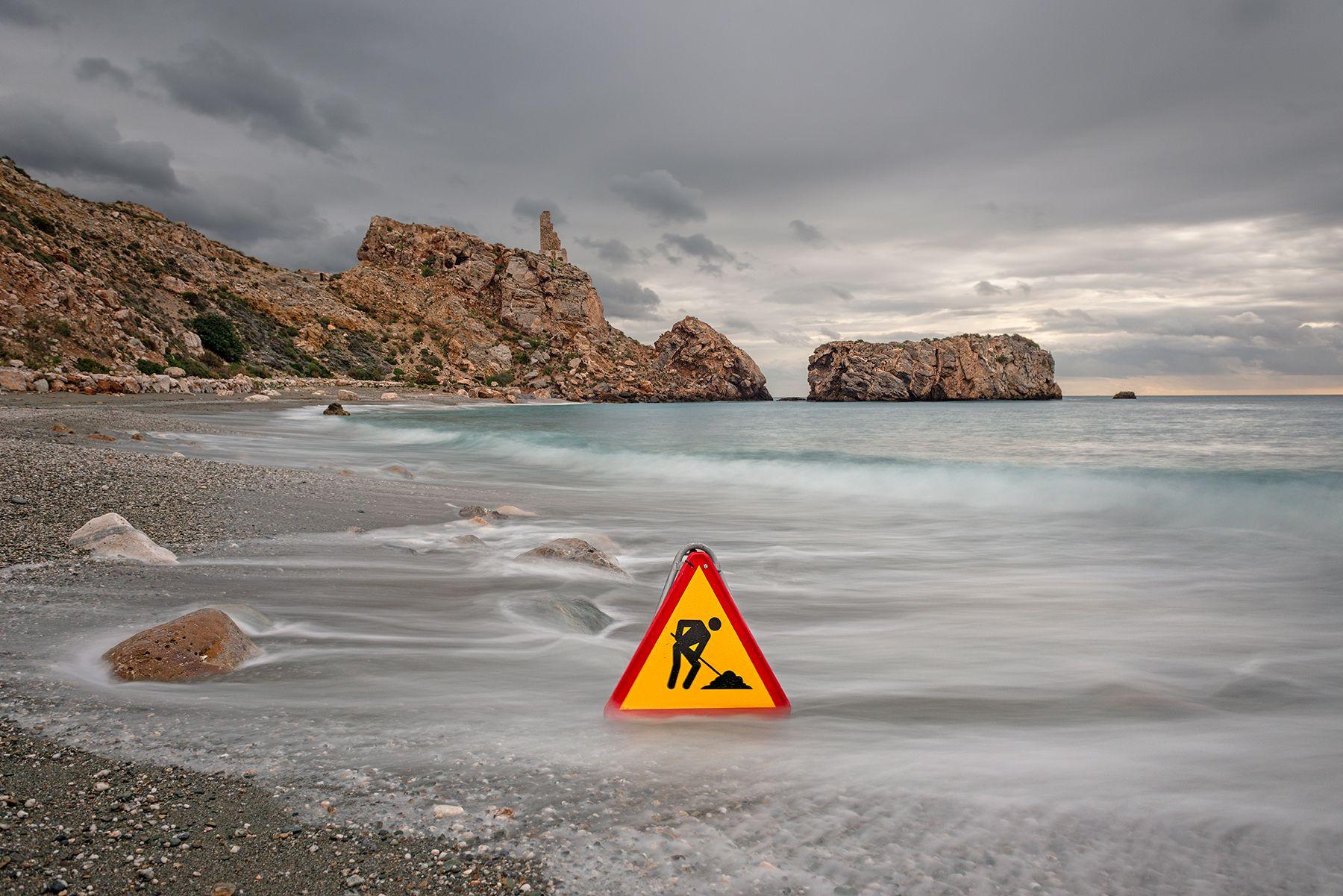Advertencia de peligro