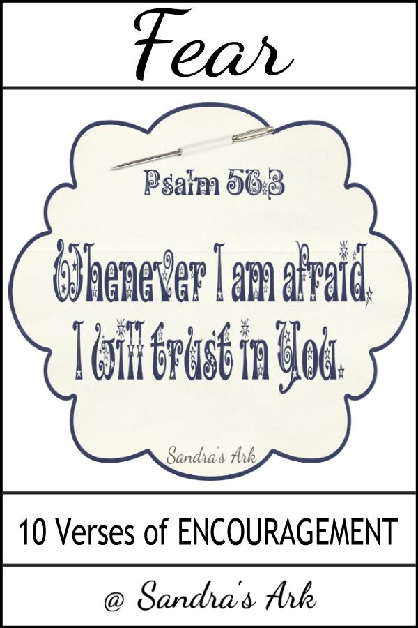 Pin on Encouragement & Faith at Sandra's Ark Blog