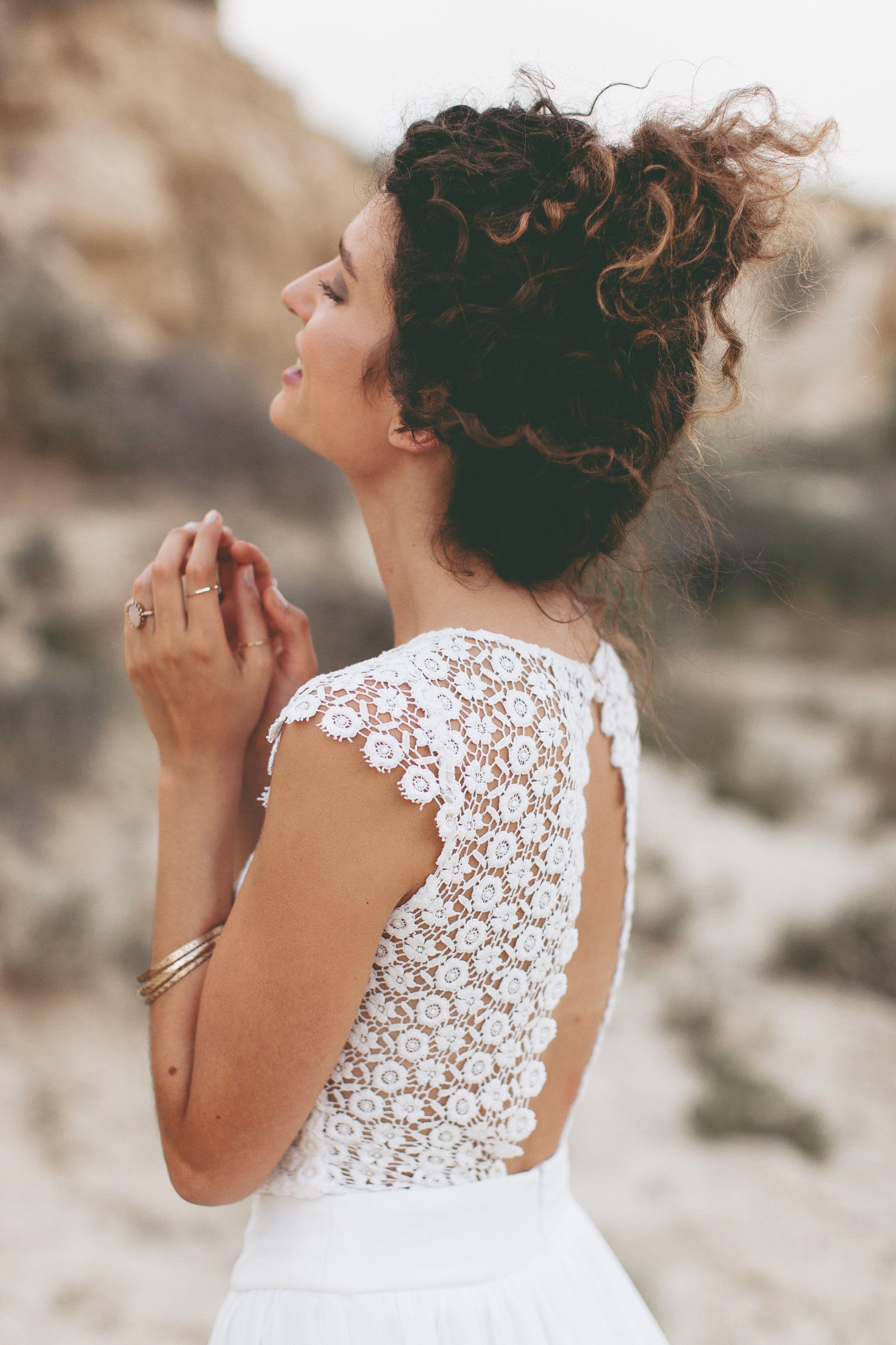 Boho Hochzeitskleid Vintage Hochzeit Hippie Light Lace Bridal Couture Brautkleider 2018 Brautkleid Kleider Hochzeit