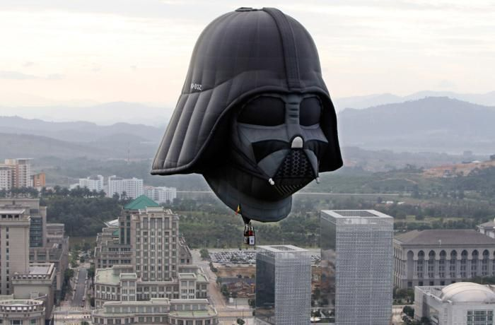 Luke I am your father. Luke. Luke? Not you...Luuuuke...