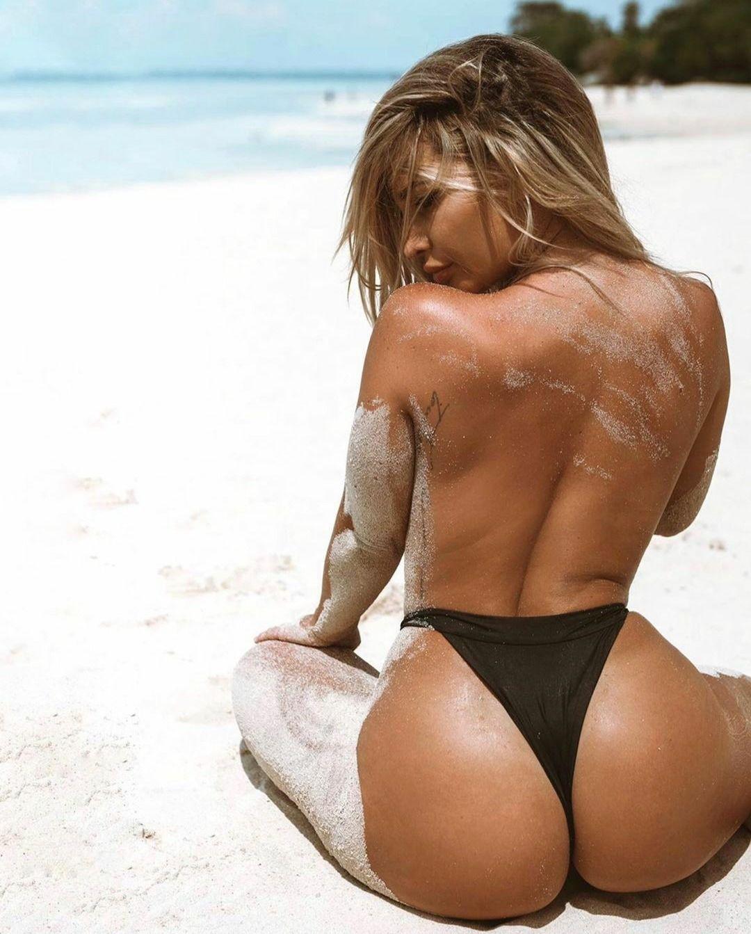 Sexy ass swimsuit