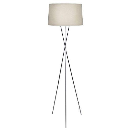 tripod floor lamp dunelm like this as has metal legs not. Black Bedroom Furniture Sets. Home Design Ideas
