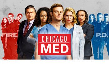 """Law and order, Chicago medical unit! Ask your doctor if this series from Dick Wolf is right for you. Acting ingredients include Oliver Platt (""""The West Wing"""") as a senior shrink and S. Epatha Merkerson (Wolf's """"L&O"""" mothership) as the administrator."""