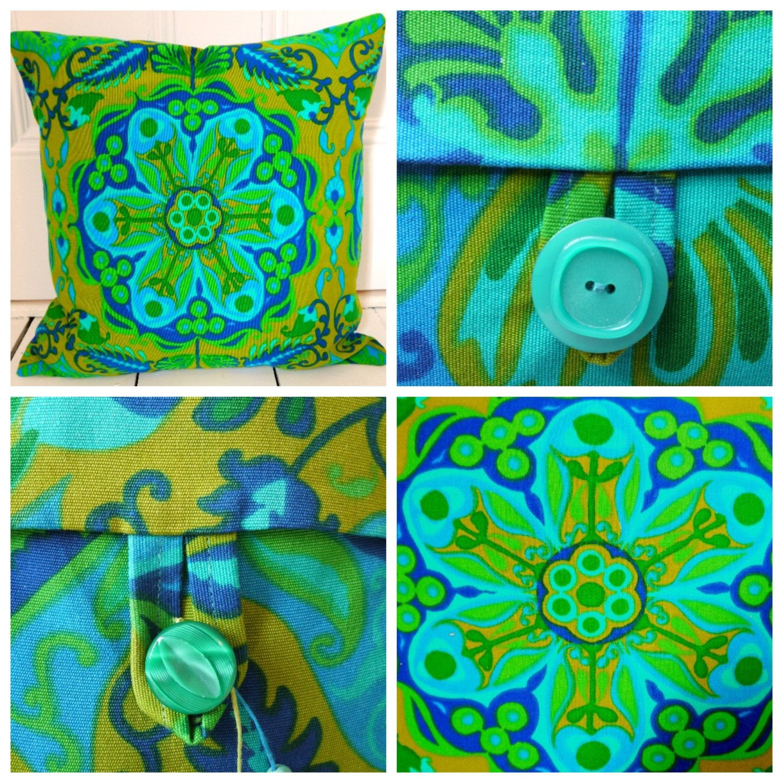I really like this handmade pinterest fabric design vintage