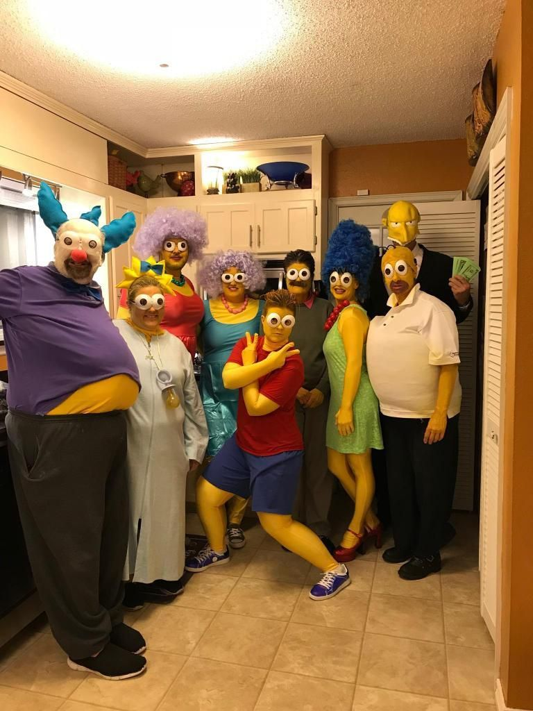 Yas37qgvpzuz Jpg 768 1024 Funny Costumes Simpson Costumes