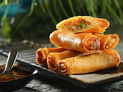 China Garden Hawally Kuwait China Garden Menu Online Delivery Talabat Com Food Vegetable Spring Rolls Order Food