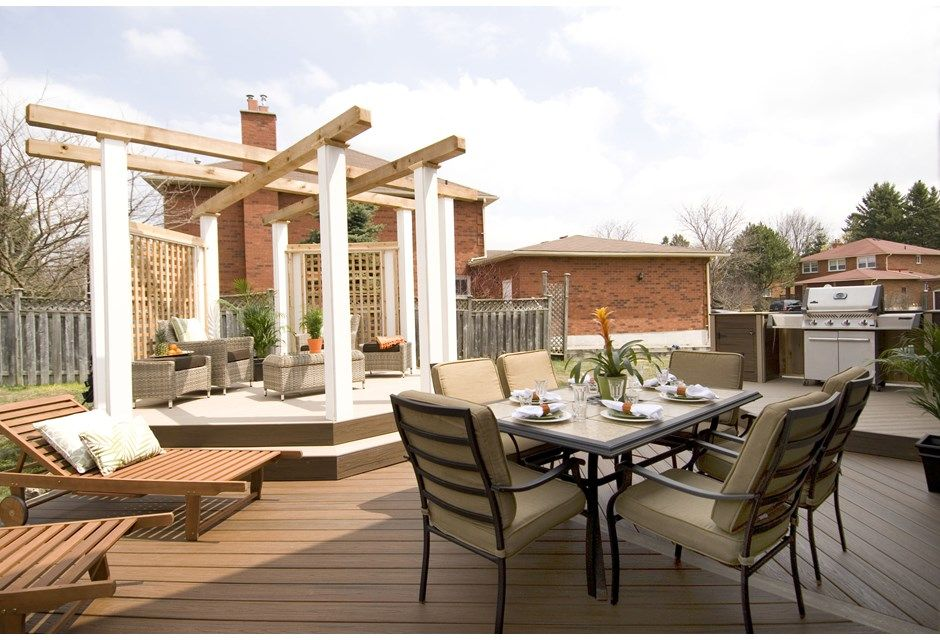 12 Stunning Pergola Designs You'll Want to Steal Pergola