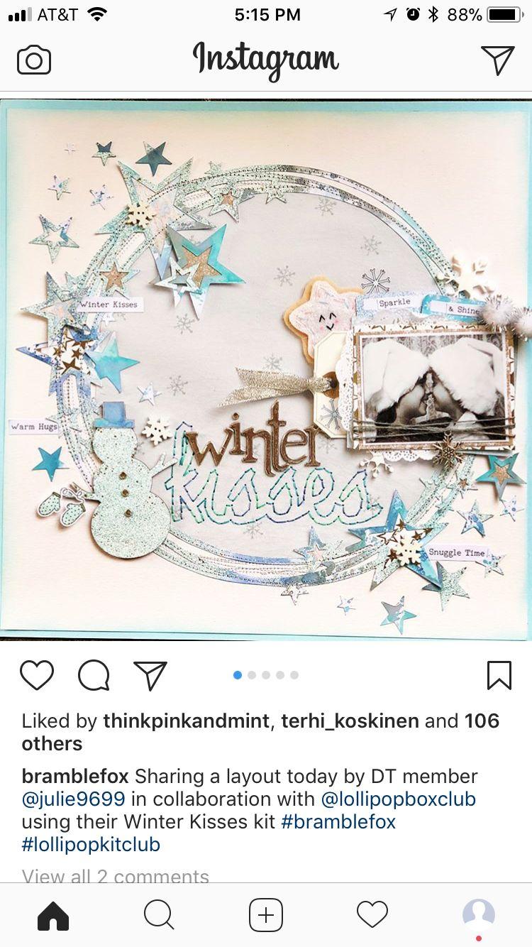Pin by Terri Lawler on scrapbooking Christmas scrapbook