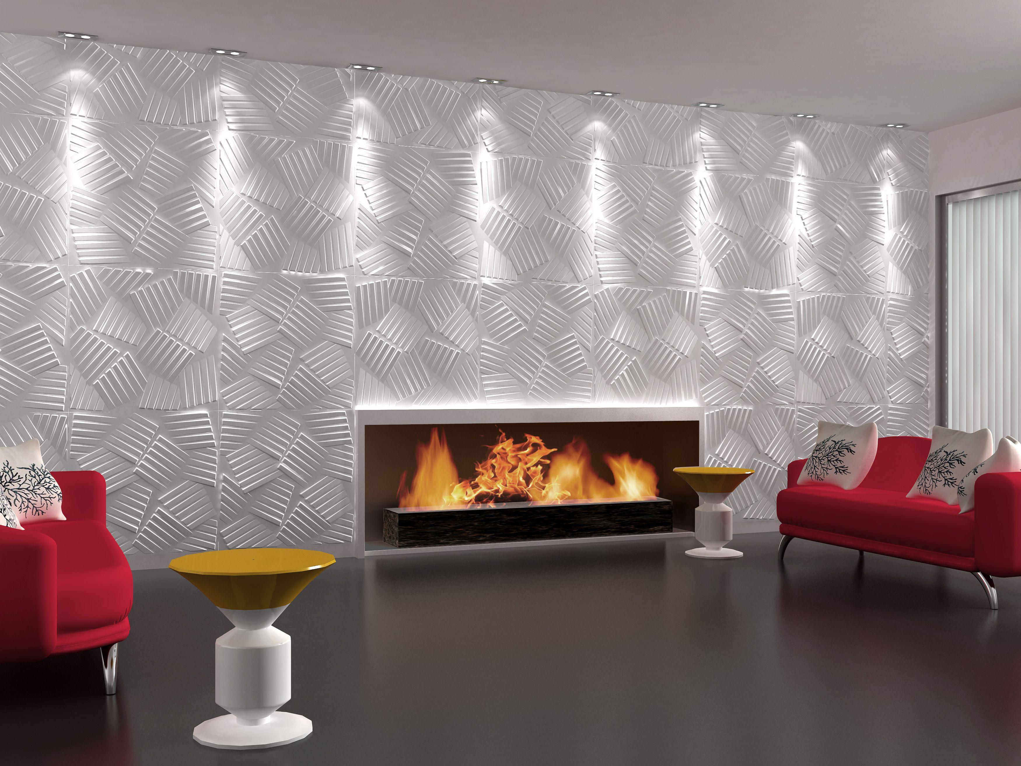 Aussergewohnliche Wohnzimmerwand Wandverkleidung Mit 3d Wandpaneele Jasper Von Panelprince In Salzburg Wohnzimmerwand Wohnzimmer Ideen Wandverkleidung