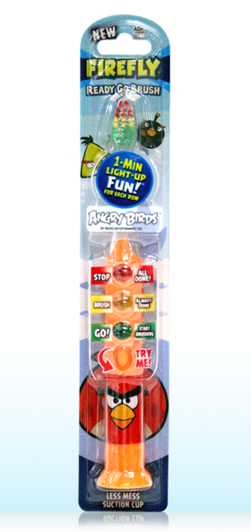 FireFly Toothbrushes
