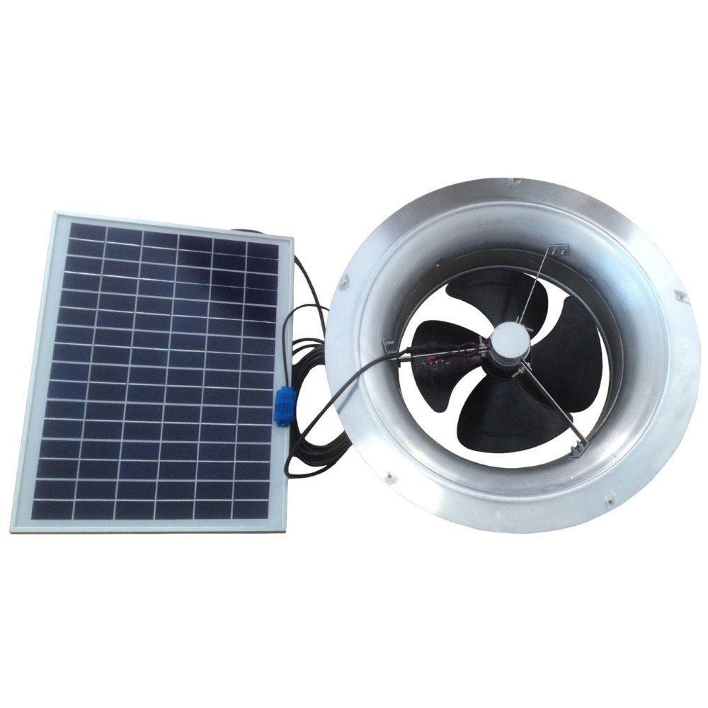 Pin By Sonia Etwaroo On Solar In 2020 Solar Powered Attic Fan